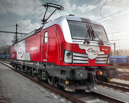 Cargo Motion: Železniční doprava, spedice a logistika